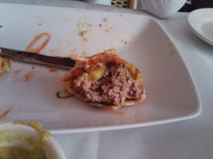 Bobby Van's Burger